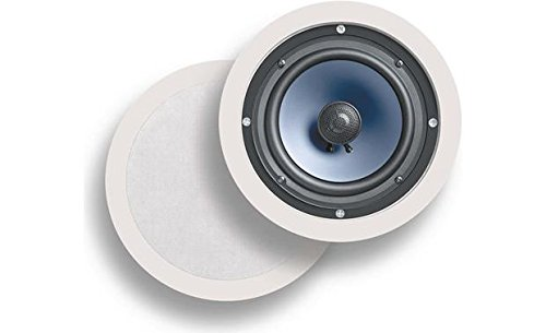 Polk Audio RC60i altoparlante 100 W Nero, Bianco