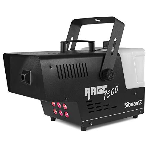 beamZ Rage 1500W Nebelmaschine Erfahrungen & Preisvergleich