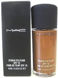 MAC STUDIO FIX FLUID SPF 15 FOUNDATION SHADE NW46 by M.A.C