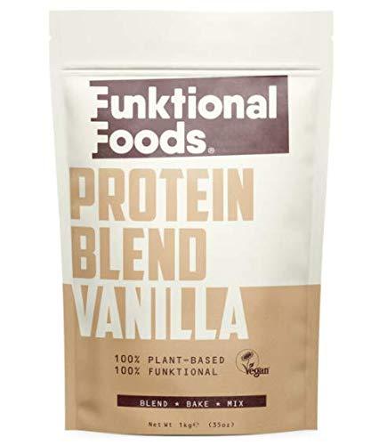 Vanilla Vegan Protein Blend 1Kg
