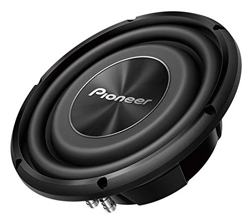 Great Features Of Pioneer TS-A3000LS4 12 Shallow-Mount Subwoofer with 1,500 Watts Max. Power