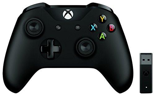 マイクロソフト Xbox コントローラー Bluetooth/Wireless Adapter for Windows10 4N7-00008