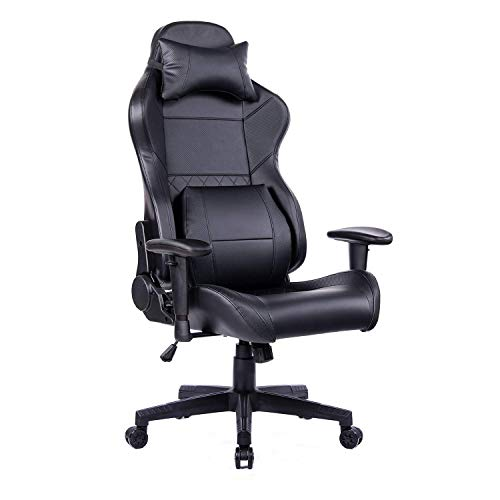 Our #7 Pick is the Healgen Reclining Gaming Massaging Office Chair