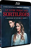 41uuqQ7kfWL. SL160  - A Discovery of Witches Saison 1 : Romance passionnelle teintée de mystères ésotériques (sur Syfy France)