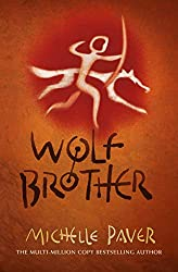 Wolf Brother book cover
