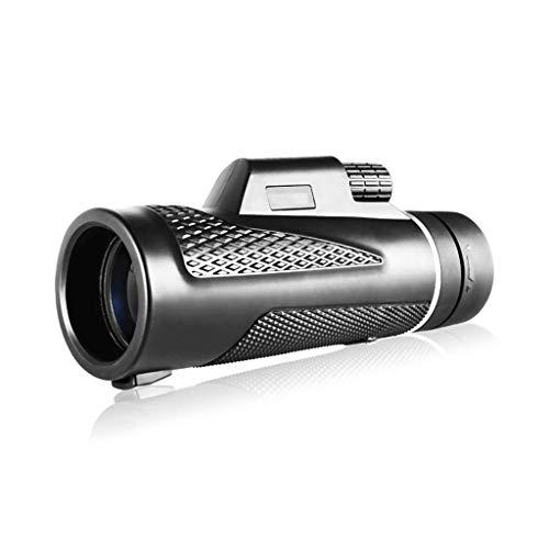 JXJJD Monocular teléfono móvil telescopio de Alta definición visión Nocturna Perspectiva infrarrojo Gafas de Concierto