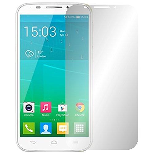 2 x Slabo Bildschirmschutzfolie Alcatel One Touch Pop S7 Bildschirmschutz Schutzfolie Folie