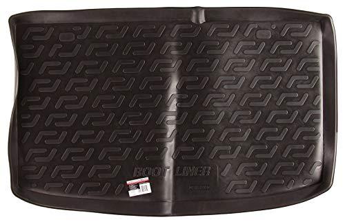SIXTOL Auto Kofferraumschutz für den Hyundai i20 I - Maßgeschneiderte antirutsch Kofferraumwanne für den sicheren Transport von Einkauf, Gepäck und Haustier