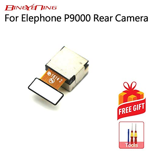 AiBaoQi For Elephone P9000 Rear Camera Repair Parts Replacement