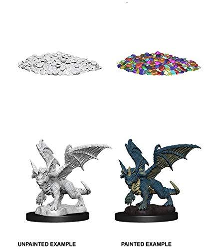 Blue Dragon Wyrmlin Nozurs Marvelous Miniatures...