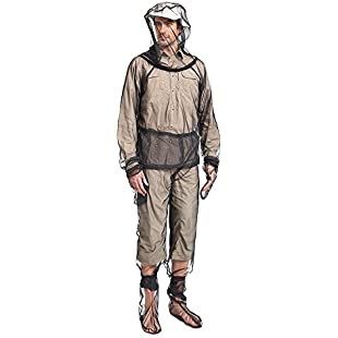 Outdoor Mosquito Suit Repellent Clothing Mosquito jacket with Socks Pants Pants For Hiking Camping and Gardening