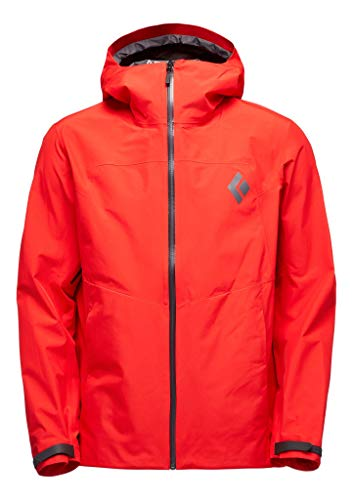 Black Diamond Veste, Hyper Red, XL Mixte