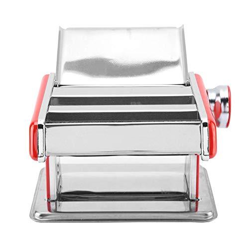 Nudelmaschine Handkurbel Edelstahl Nudelmaschine Einstellbare Größe Und Dicke Von Nudeln Professionelle Pasta Maker Einfach Zu Bedienen