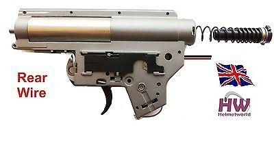 Tomtac Airsoft AEG 8MM Full Gearbox M4 V2 Rear Wire QD APS Quick Release Jing Gong JG