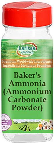 Baker's Ammonia (Ammonium Carbonate Powder) (8 oz, ZIN: 528708)