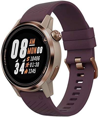Coros Apex smartwatch in purple color