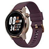 COROS APEX Premium Multisport GPS Watch with Heart Rate Monitor, 25h Full GPS Battery, Sapphire Glass, Barometer, ANT+ & BLE Connections, Strava & Training Peaks (Gold|42mm)