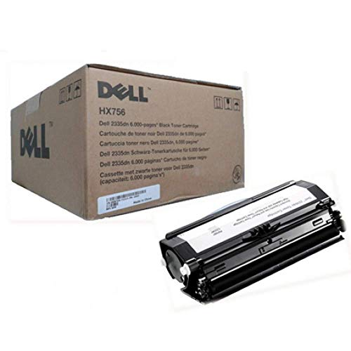 330-2209 Dell 2335dn Multifunction Monochrome Laser Printer Toner Cartridge