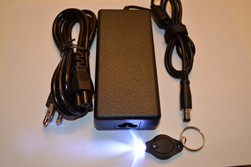 AC Adapter Charger for HP Pavilion 23-g010 23-Inch All-in-One, 18-5110 All-in-One PC; HP Pavilion 21-h010 21-Inch Touchsmart All-in-One; HP EliteBook 840 G1, J8U01UT#ABA, J8U02UT#ABA