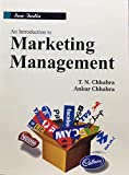 An Introduction To MARKETING MANAGEMENT