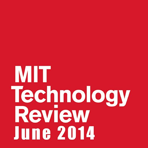 Audible Technology Review, June 2014 audiobook cover art