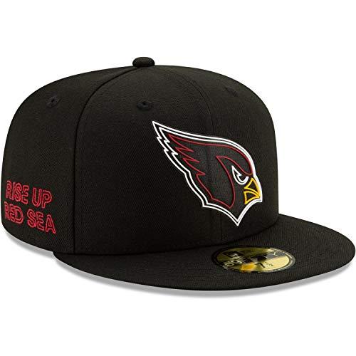 New Era Gorra 59Fifty NFL Draft 20 CardinalsEra de Beisbol Baseball (7...