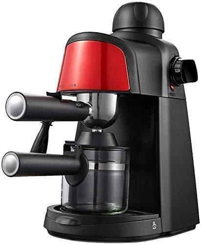 PXX Cafetera Cafetera de Espresso de Vapor: Ministerio Del Interior Portátil Máquina de Café, de Protección de Hervido en Seco, Función Anti Goteo Espressos