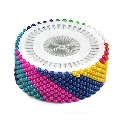 TRIXES 480 épingles droites pour ourlets, couture à la main, tailleurs, mode