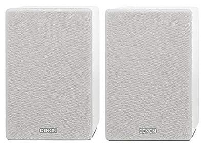 Denon SCN10 Speakers (Denon SCN10 Speakers White) from Denon