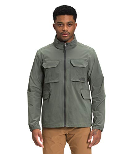 The North Face Men's Sightseer Jacket, Agave Green, M