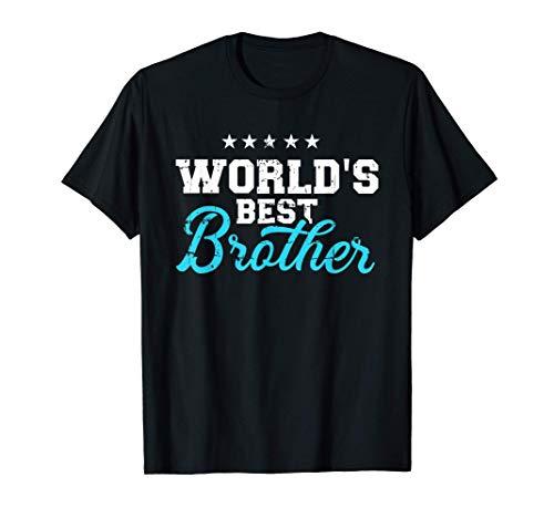 El mejor hermano del mundo Camiseta