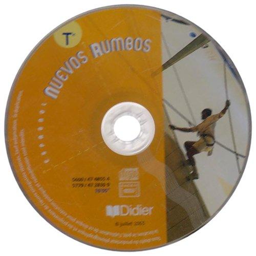 Nuevos Rumbos Terminale LV2 cd élève de remplacement