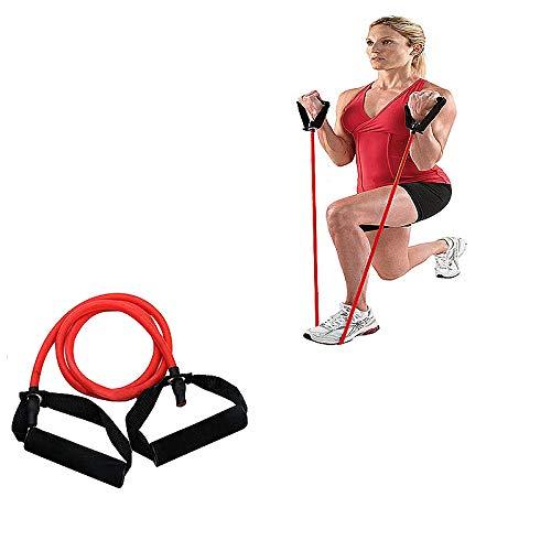 Dac CCS Fitness: Blaues Widerstandsband (6,8 kg). Ideal für Yoga, Training, Gymnastik, Fitness & Toning, Gesundheit & Konditionierung und Heimtraining und Gewichtsverlust