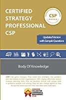 Certified Strategy Professional CSP Body of Knowledge