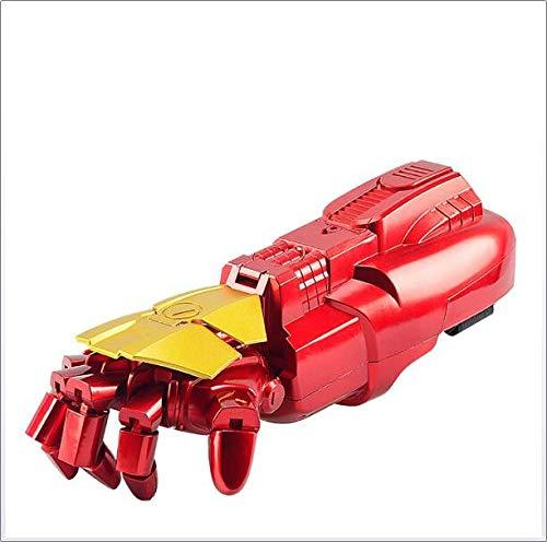 Aida Bz Elektrische Wasserpistole, kontinuierliche Wasserbombe, 20 m Reichweite, geeignet für Shootout-Spiele, Rollenspiele,Red