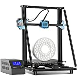 Creality CR-10 V2 3D Printer Upgraded Motherboard Smart 3D Printer Double Y-Axis 3D Printing Machine for Toys Arts Medical DIY 3D Printer PLA Filament Print Size 300 x 300 x 400mm