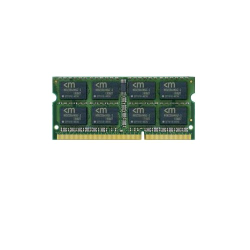 Mushkin PC3-8500 Arbeitsspeicher 2GB (1066 MHz, 204-polig) DDR3-RAM Kit