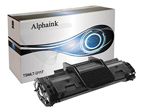 Toner Alphaink compatibile con Samsung MLT-D117 ; Toner per stampanti Samsung SCX-4655F, SCX-4655FN, SCX-4652F, SCX-4650F, SCX-4650N