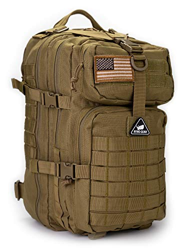 Ryno Gear Delta Military Tactical Backpack