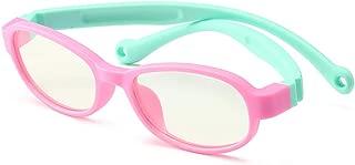 KIDS COMPUTER GLASSES Anti Glare Protection Eyewear for Children Anti Blue Light Glasses for Children 3+