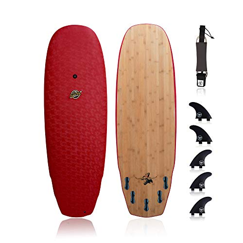 South Bay Board Co. Hybrid Surfboard (5'5