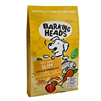 LOW-CALORIE AND REDUCED-FAT RECIPE- Our Fat Dog Slim dry dog food is especially for dogs that are watching their weight. This low-calorie complete adult dog food is ideal for those dogs looking to lose a pound or two! NATURAL INGREDIENTS - This dry d...