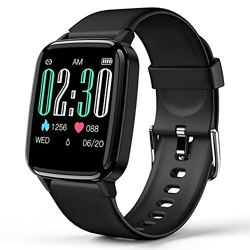 Arbily Smart Watch for Men Women One Touch Control...