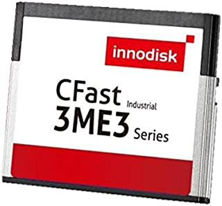INNODISK DECFA-32GD09BW1DC - CFast 3ME3 w/Toshiba 15nm(Industrial, W/T Grade, -40~85°C) - 32GB CFast 3ME3 MLC