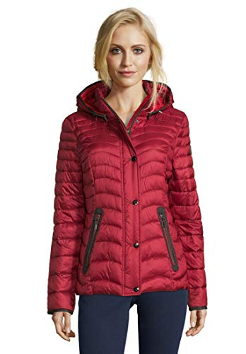 Gil Bret Damen 9050/6264 Jacke, Rot (Syrah 4446), (Herstellergröße: 40)