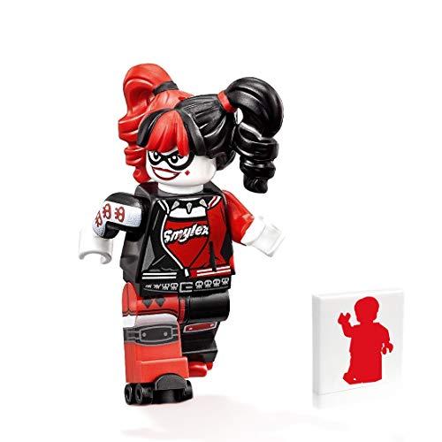 The Lego Batman Movie Minifigure - Harley Quinn...