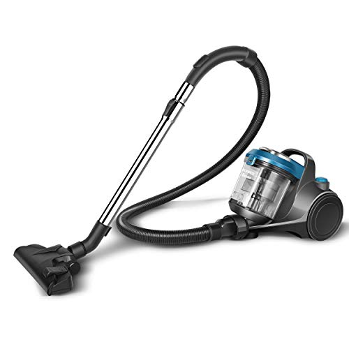 Eureka Swan Multi Clean Cyclonic Pet Bagless Cylinder Vacuum, Pet...