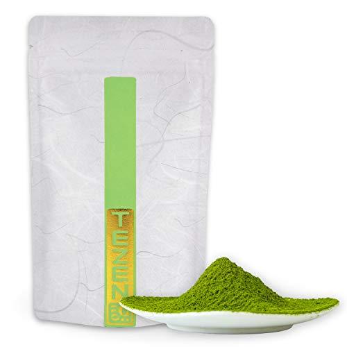 Bio Matcha Grüner Tee aus Kagoshima, Japan | Hochwertiger Japanischer Matcha Tee aus Frühjahrs Ernte | Premium Qualität (50g)