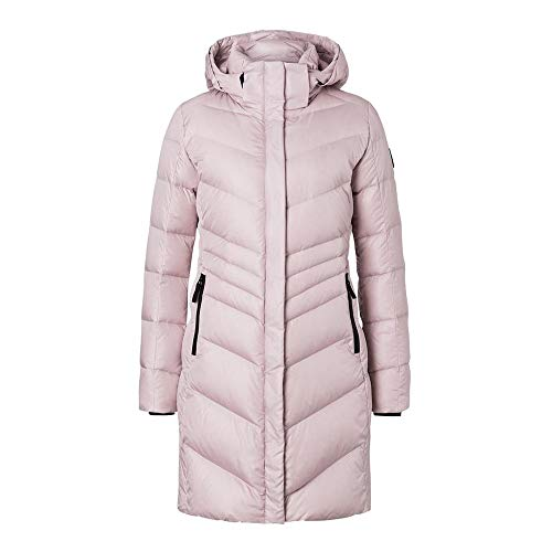 Bogner Fire + Ice Ladies Kiara2-D Pink, Damen Daunen Wintermantel, Größe 42 - Farbe Dusty Rose