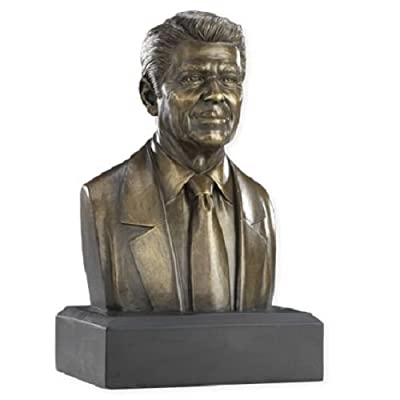 Great Americans Amazon Exclusive - Ronald Reagan Historical Bust